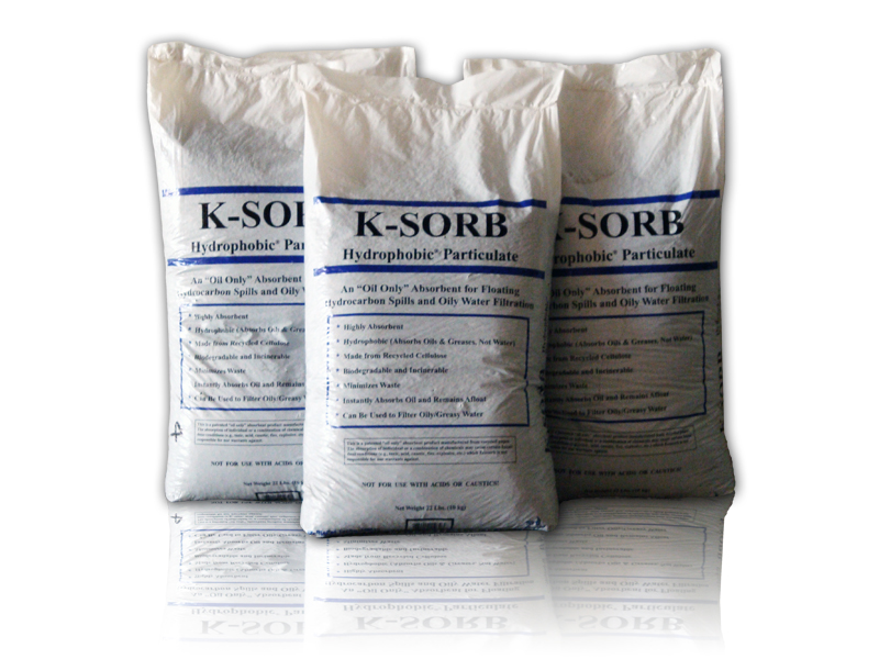 Ksorb Hydrophobic Particulate